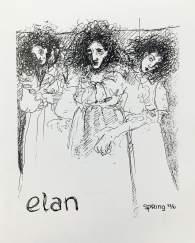 Spring Print 1996