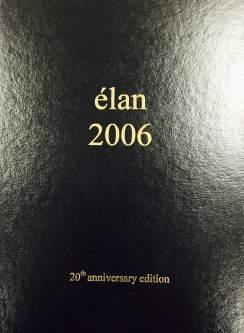 Elan 20th Anniversary Edition